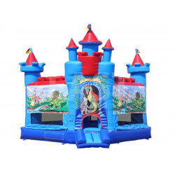 Castle Bouncy Castle