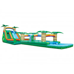 Huge Inflatable Water Slide