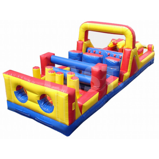 7 Element Obstacle Course Inflatable