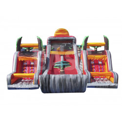 3 Piece Inflatable Obstacle Course