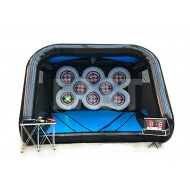 Inflatable Combi Sport Arena With Ips