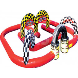 Inflatable Race Track
