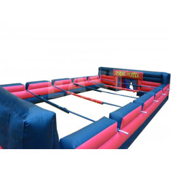 Inflatable Human Table Football