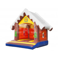 Chalet Bounce House