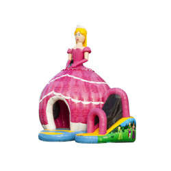 Princess Disco Dome Bounce House