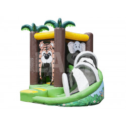 Bounce House Mini Multifun Jungle