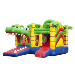 Crocodile Bouncer Multiplay