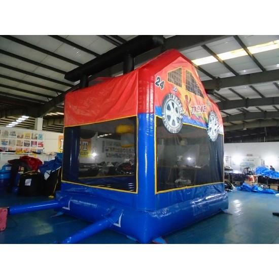 Cars Bouncy Castle