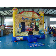 Disney Cars Bouncy Castle