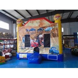 Disney Cars Bouncy Castle