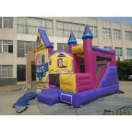 Disney Princess Combo Bouncy Castle