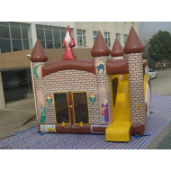 Wizard Castle Combo Bouncy Castle