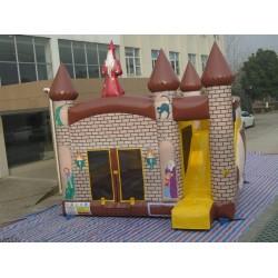 Wizard Castle Combo Bouncy Castle