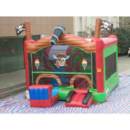 Pirate Combo Bouncy Castle