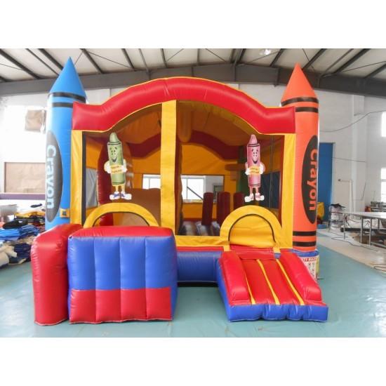 Backyard Bouncy Castle