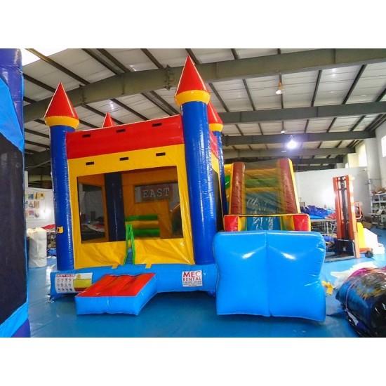 Industrial Bouncy Castle