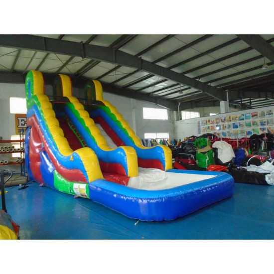 Adult Blow Up Water Slide