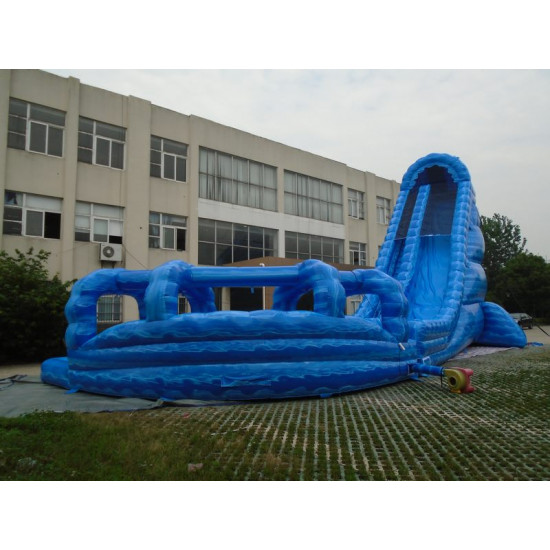 Tallest Inflatable Water Slide
