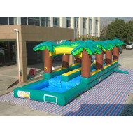 Inflatable Slip And Slide