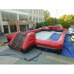 Inflatable Soccer Field