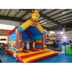 Monkey Bounce House