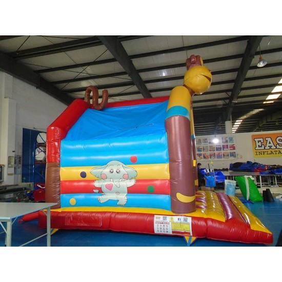 Monkey Bounce House