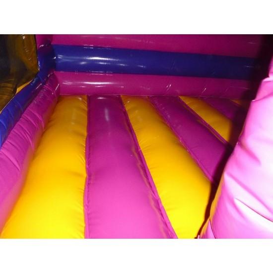 Princess Bounce House With Slide
